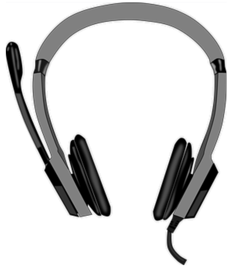 support headset