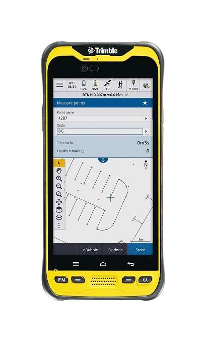 trimble_access_2020_tdc600_front_measurepoints_hj
